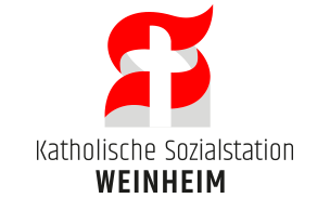 Katholische Sozialstation Weinheim Logo